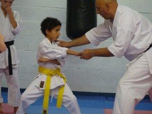 Tylan & Sensei Johnston